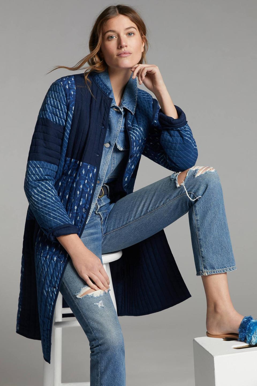 Cleobella 'Taylor' Quilted Jacket