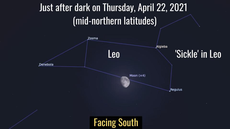 Jueves 22 de abril de 2021: Luna en Leo