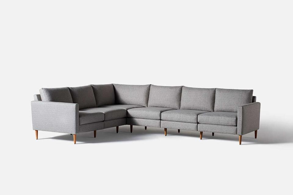 Sofa sale: Allform 6-seat corner sectional