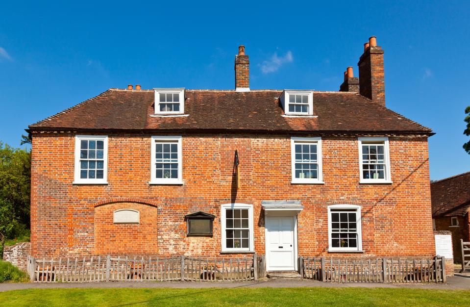 virtual tour Jane Austens House