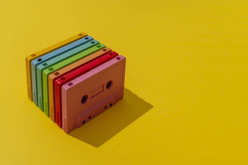 The Cassette comeback is increasing in pace