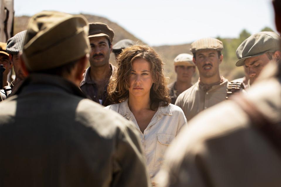 Irene Escolar in 'Dime Quién Soy: Mistress of War'