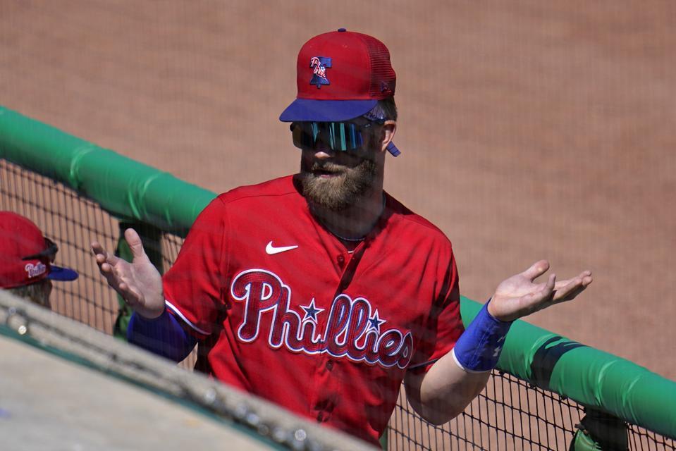 Tigers Phillies Spring Baseball