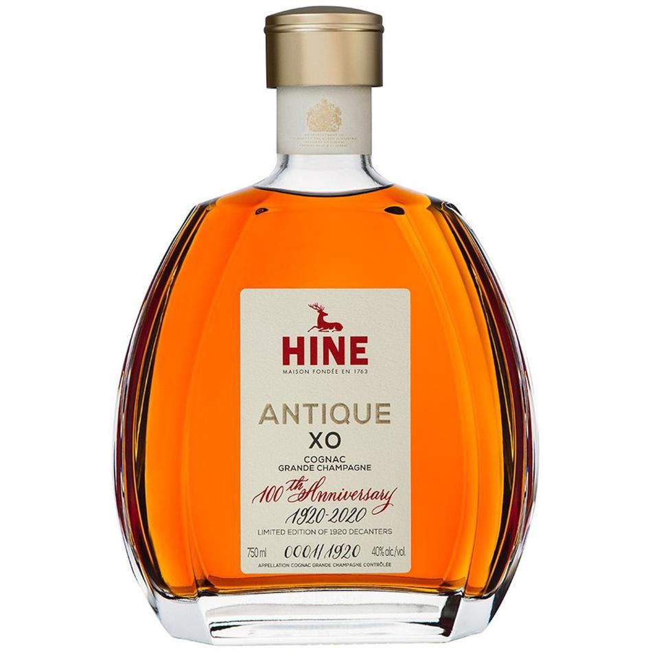 The Hine Antique XO 100th Anniversary 1920-2020 Edition