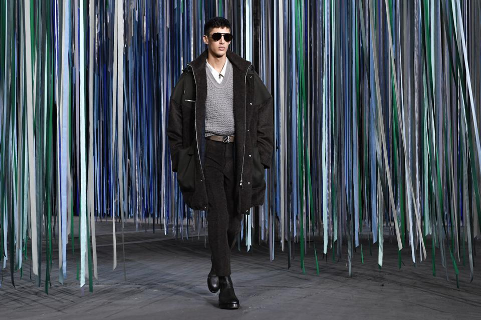 Ermenegildo Zegna - Runway - Milan Men's Fashion Week Fall/Winter 2020/2021