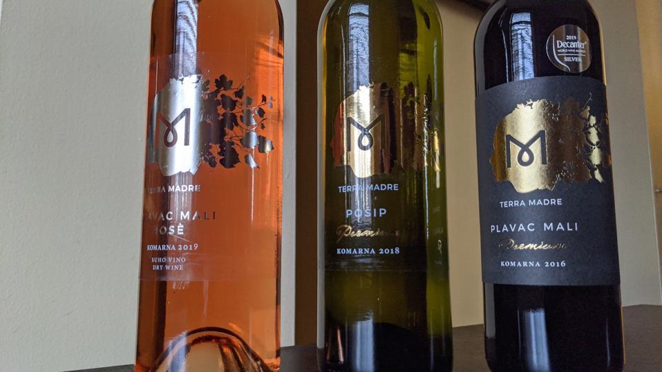 Terra Madre Wines