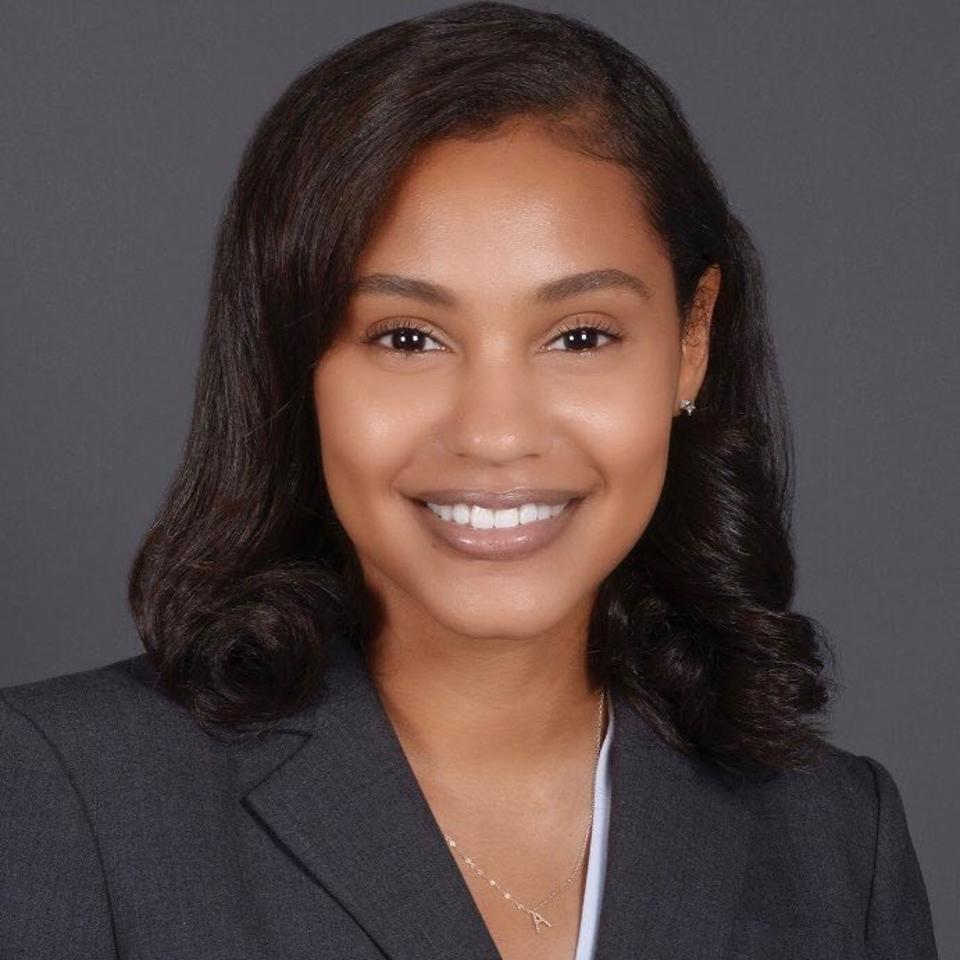 Headshot of Ayana K. Cole-Price smiling.