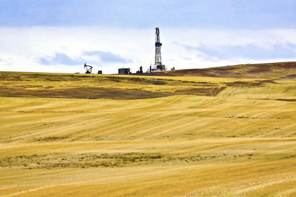 Exploitation des gisements de pétrole et de gaz de schiste dans le Dakota du Nord