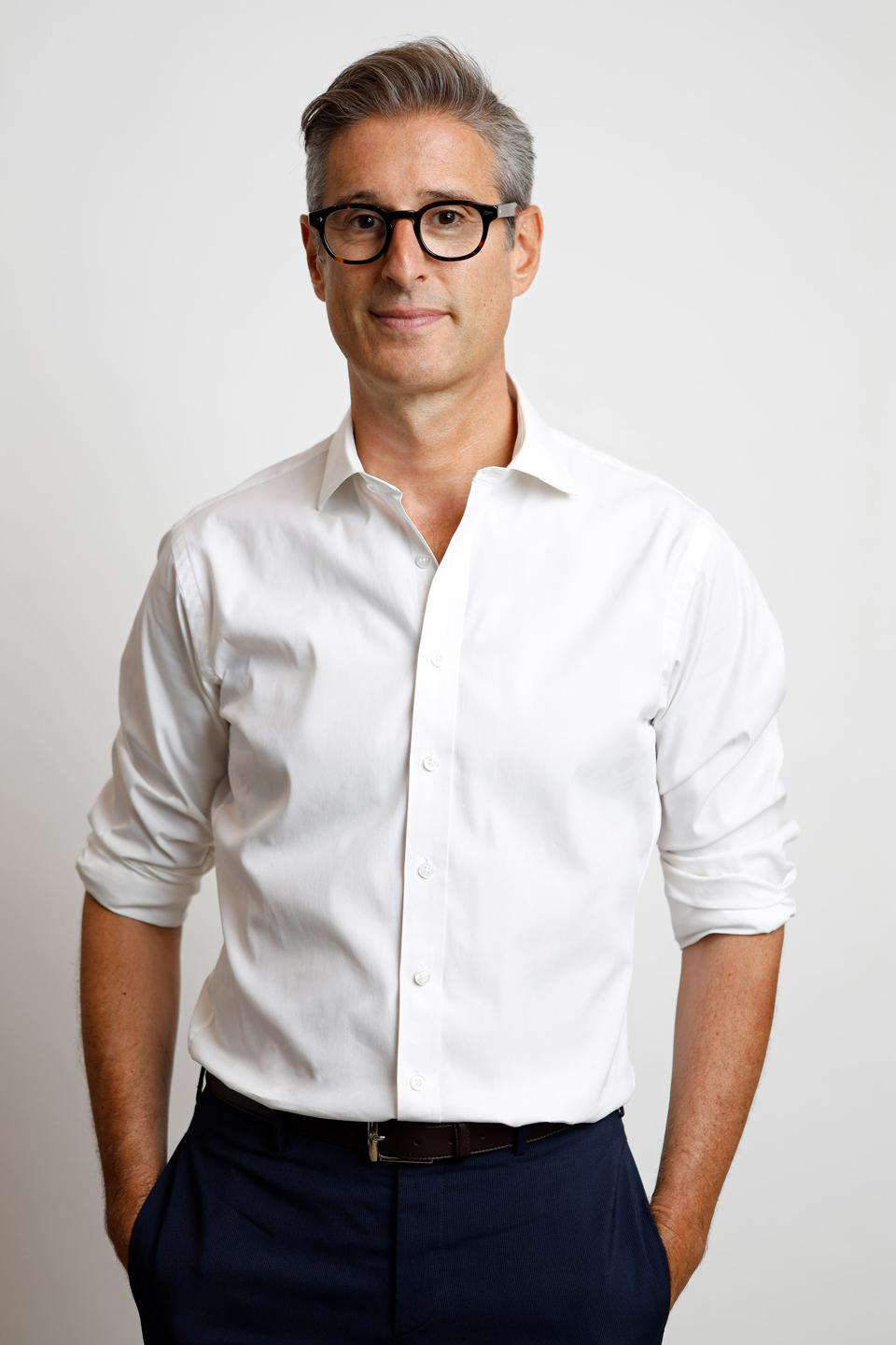 A picture of Francois Kress, Co-founder & CEO Feelmore Labs.