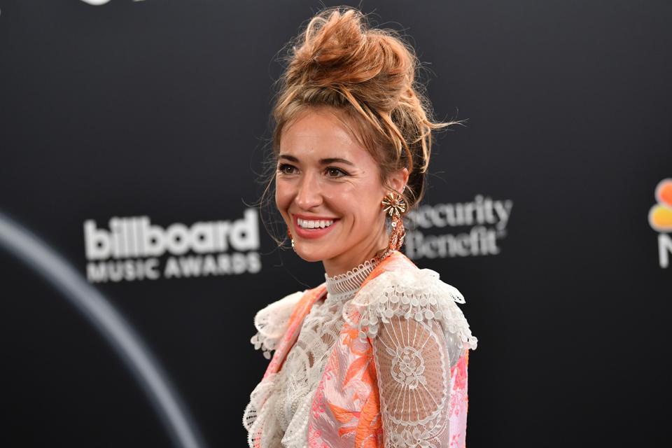 Lauren Daigle at 2020 Billboard Music Awards