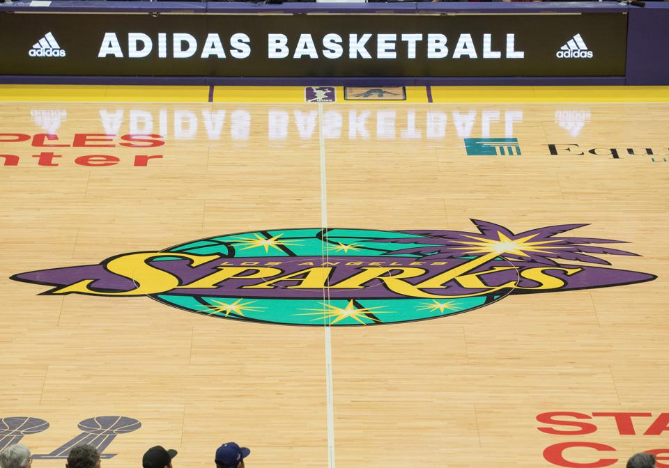 WNBA: JUN 19 Indiana Fever at Los Angeles Sparks