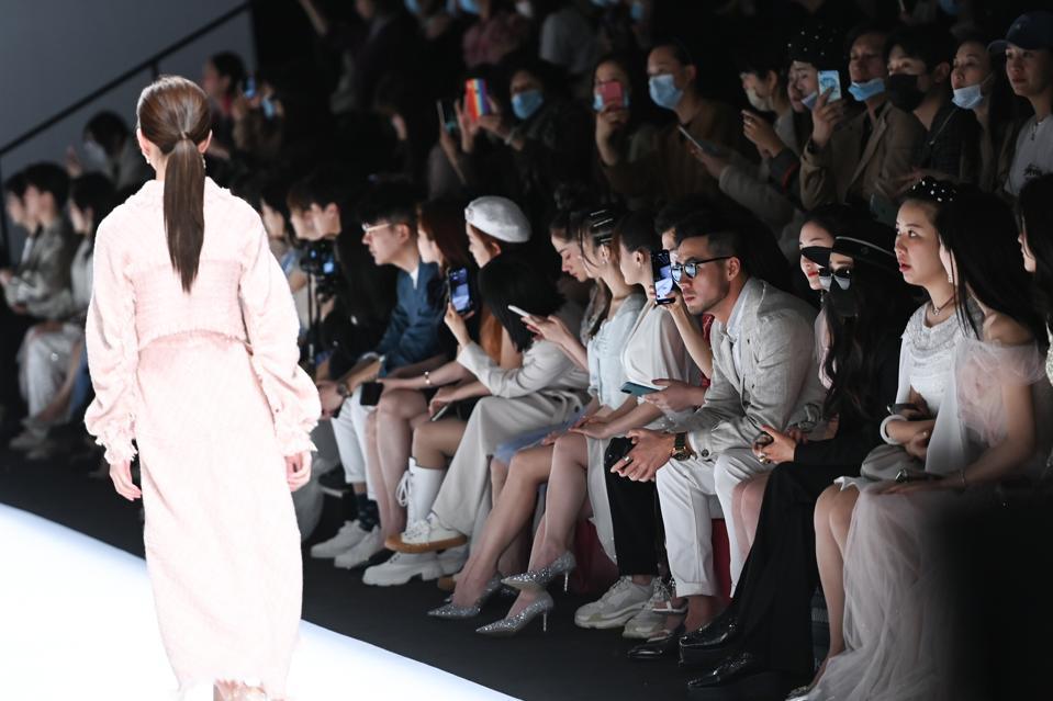 China Fashion Week A/W 2021/2022 - Day 5