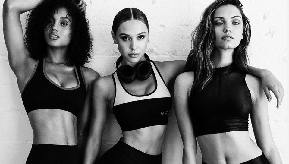 Alexis Ren launches a new interactive platform for women: We Are Warriors.