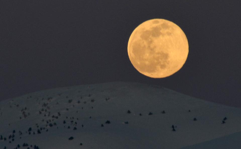 Full moon in Karsâââââââ