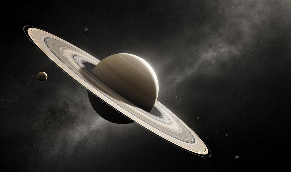 Saturn will come into ″opposition″ on August 2, 2021.