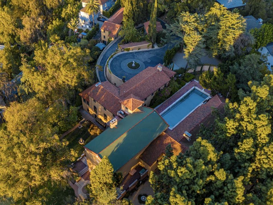Dana Hollister, Silver Lake, former convent, Paramour Estate