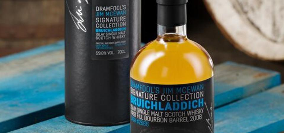 Bruichladdich Jim McEwan Islay whisky Scotch single malt