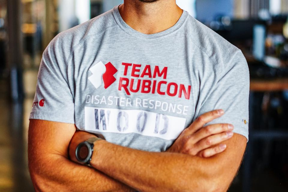 Jake Wood, Co-Founder and CEO of Team Rubicon