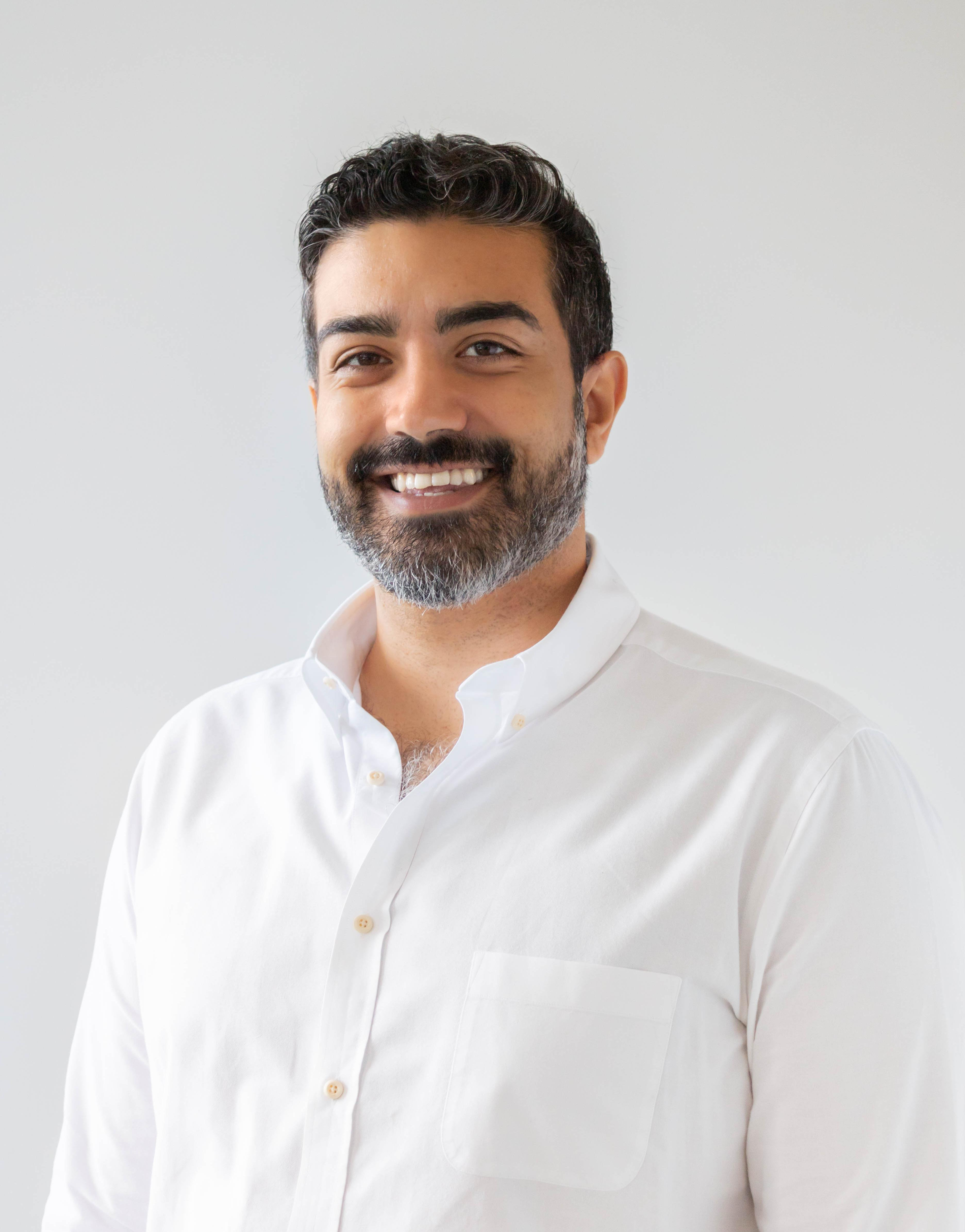 Roham Gharegozlou, CEO of Dapper Labs.