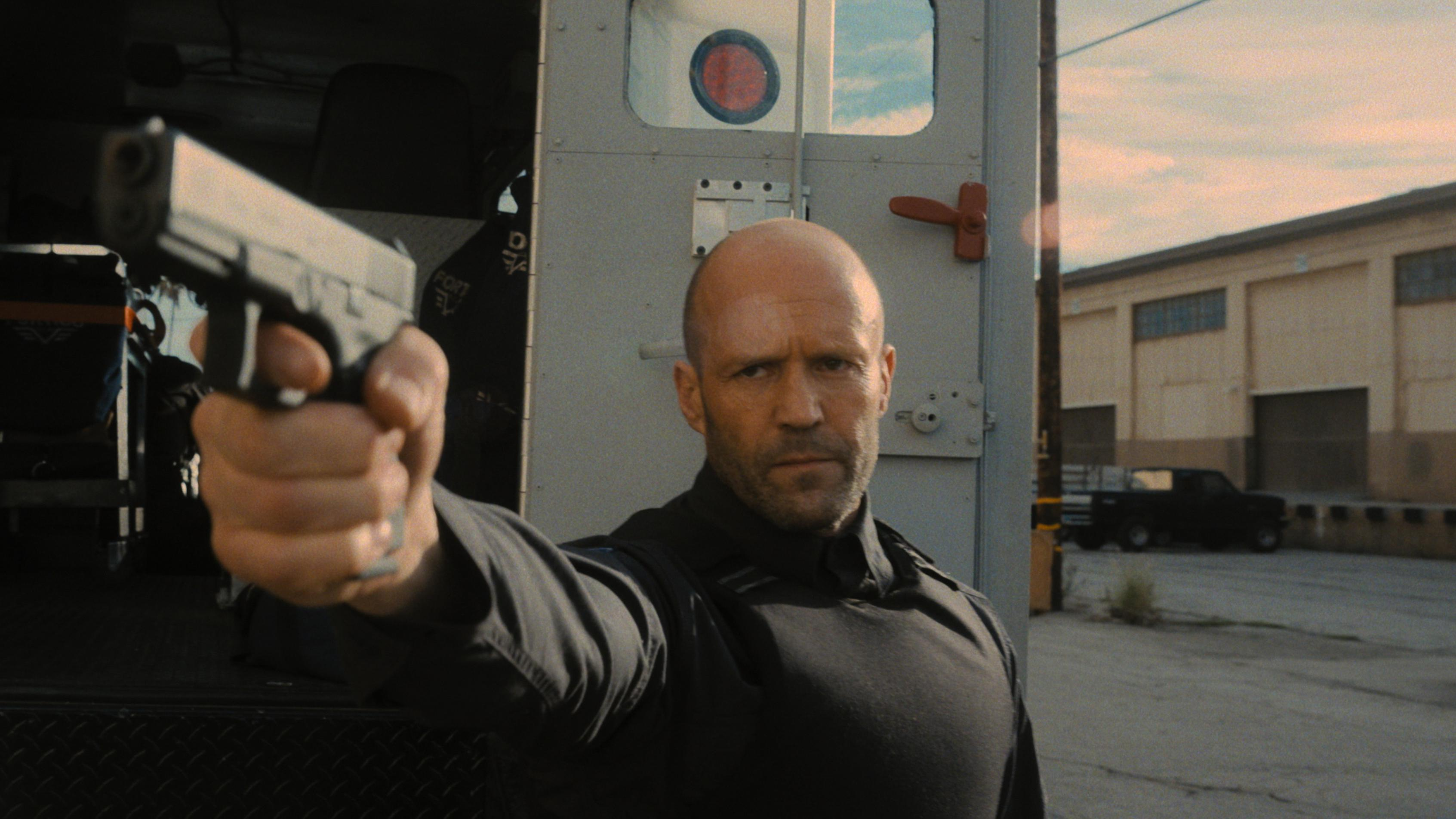 Jason Statham And Guy Ritchie's 'Wrath Of Man' Is An Uncommonly Small  Summer Season Kick-Off Movie