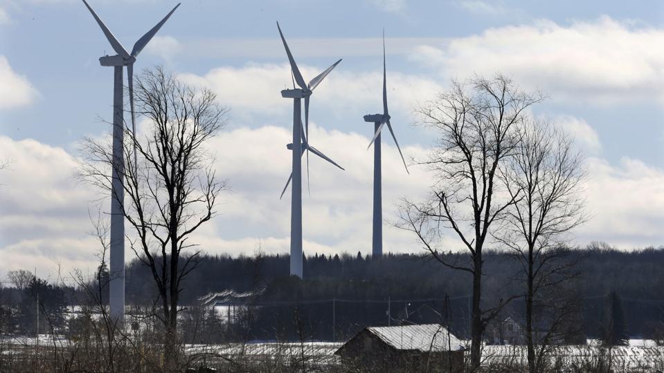Wind Turbines New York