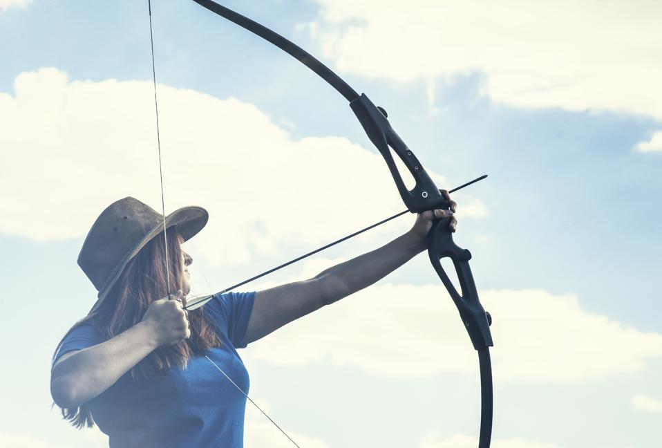 Aiming at targets