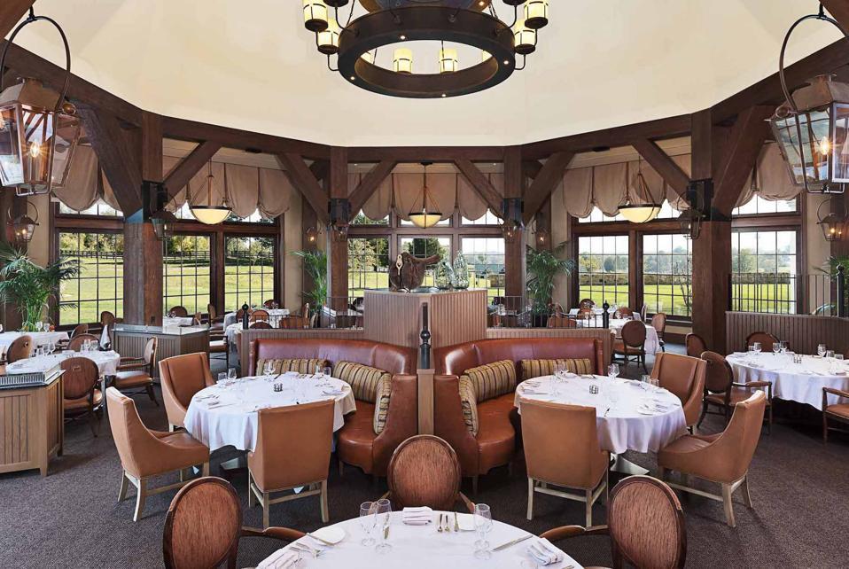 Salamander Resort & Spa Harrimans Virginia Piedmont Grill