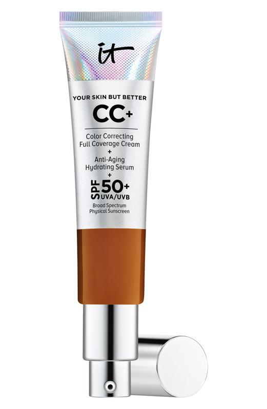Nordstrom sale: IT Cosmetics CC+ Color Correcting Full Coverage Cream SPF 50+