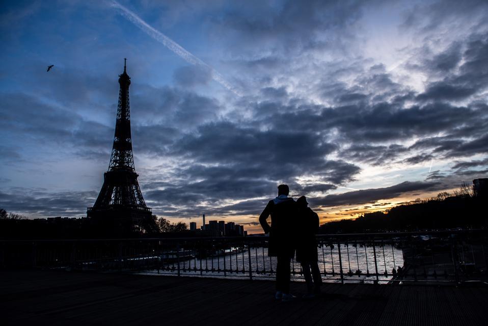 FRANCE-FEATURE-TOURISM-PARIS
