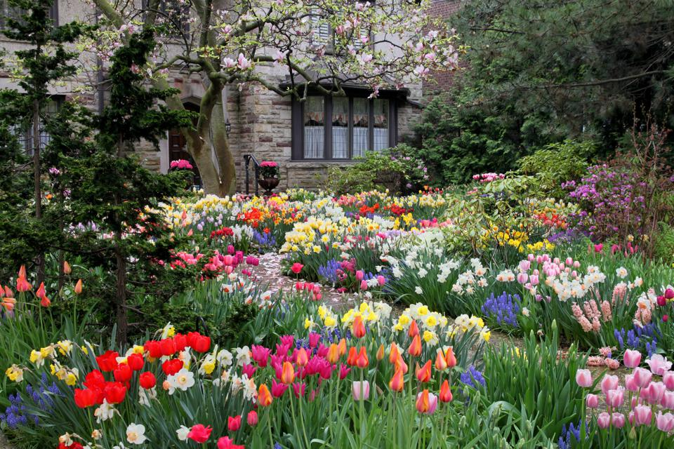 The Spring selling season