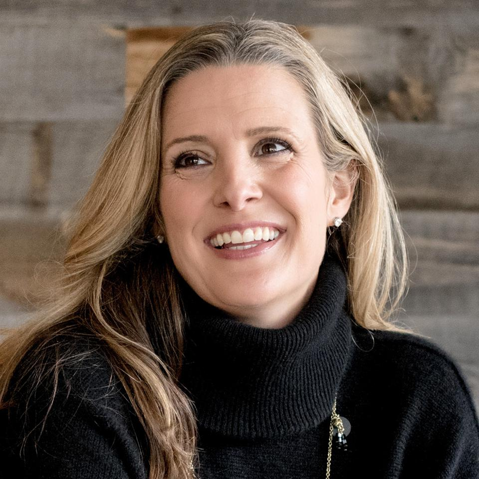 Headshot of Rebecca Lynn a founder and general partner at Canvas Ventures.