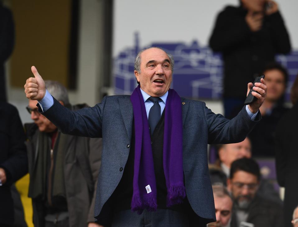 Fiorentina vs Atalanta - Copa de Italia
