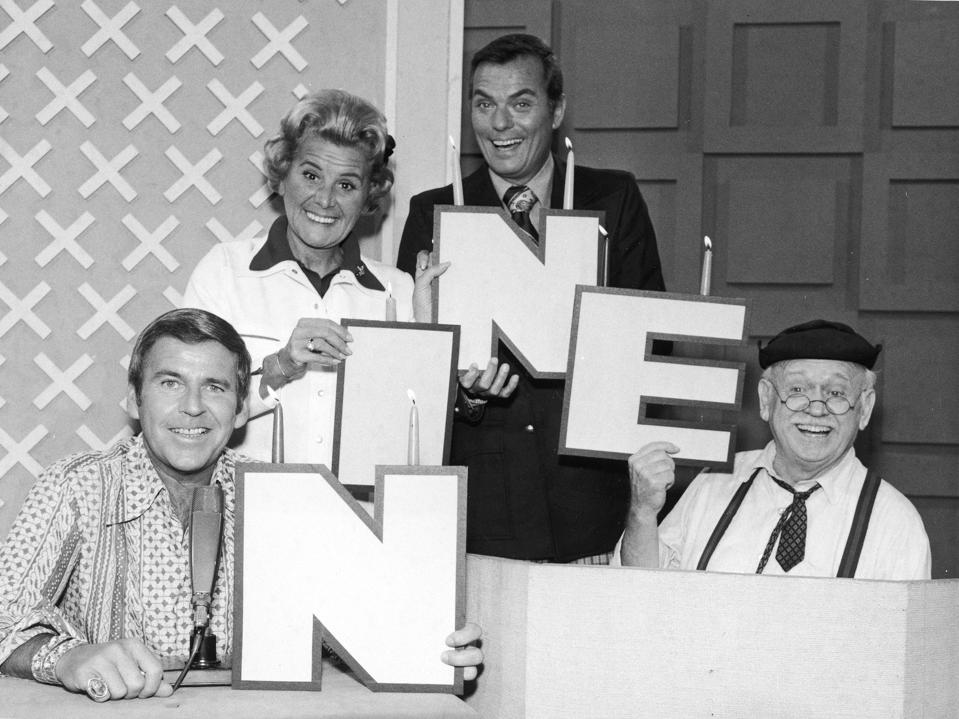 Stars of 'Hollywood Squares'