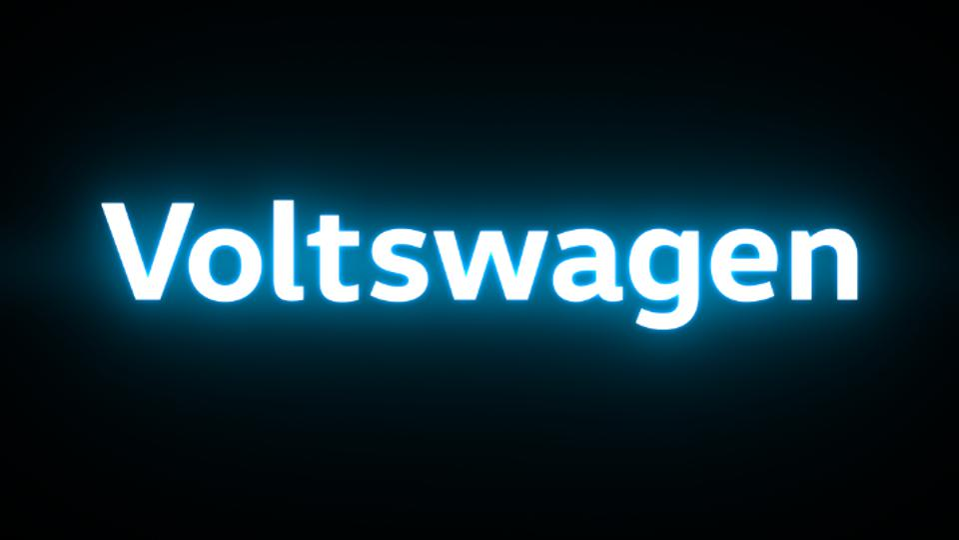New Voltswagen Logo.