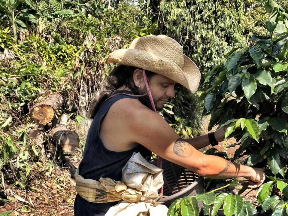 Ignacio Oreamuno in Costa Rica.