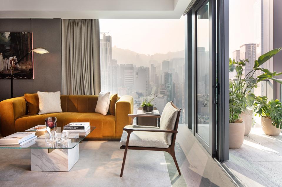 The Penthouse at The Hari Hong Kong