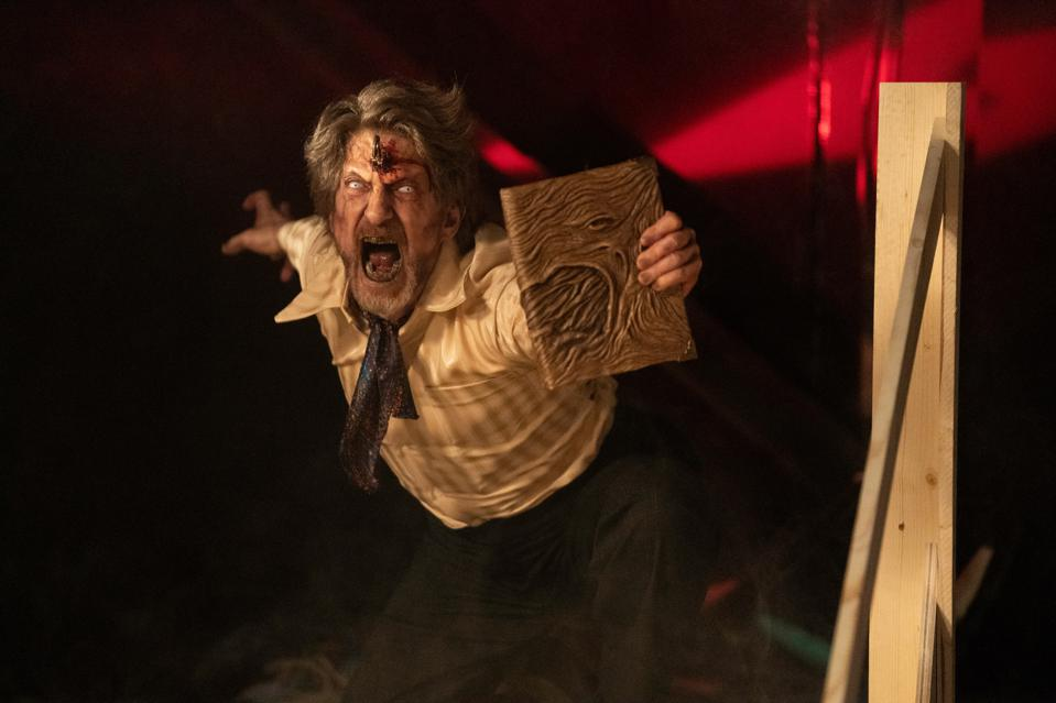 Greg Nicotero, Creepshow, interview, Shudder, Evil Dead, Sam Raimi, Freddy, Jason, horror