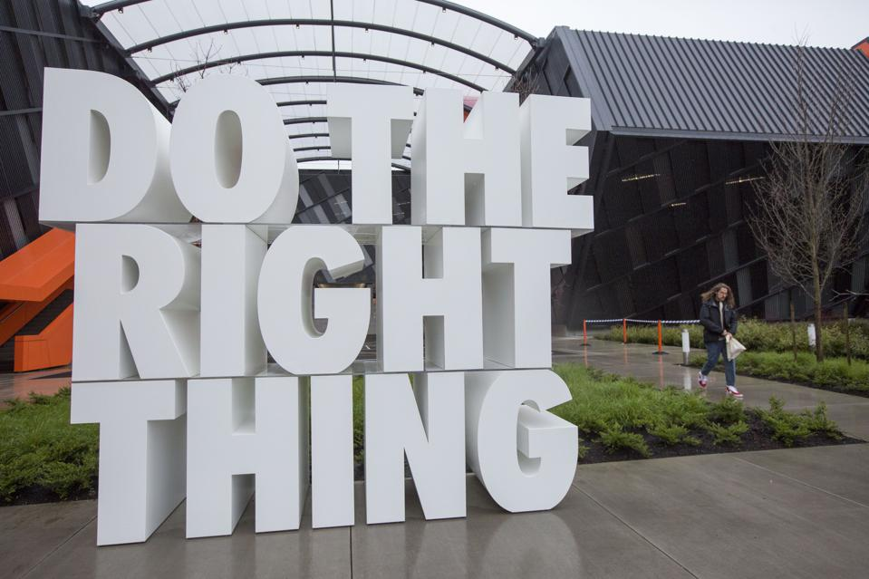 Nike Releases Earnings Report Amid Internal Shake Up Over Sexist Behavior