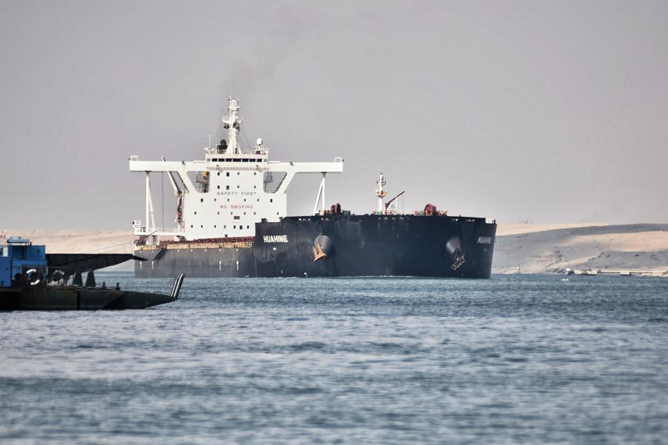 Suez Canal traffic resumes after massive ship freed