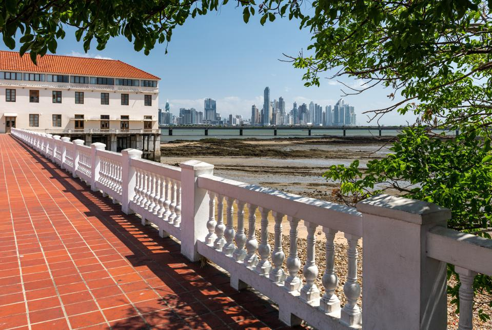 The American Trade Hotel is a picturesque destination for a true taste of historic Panama.