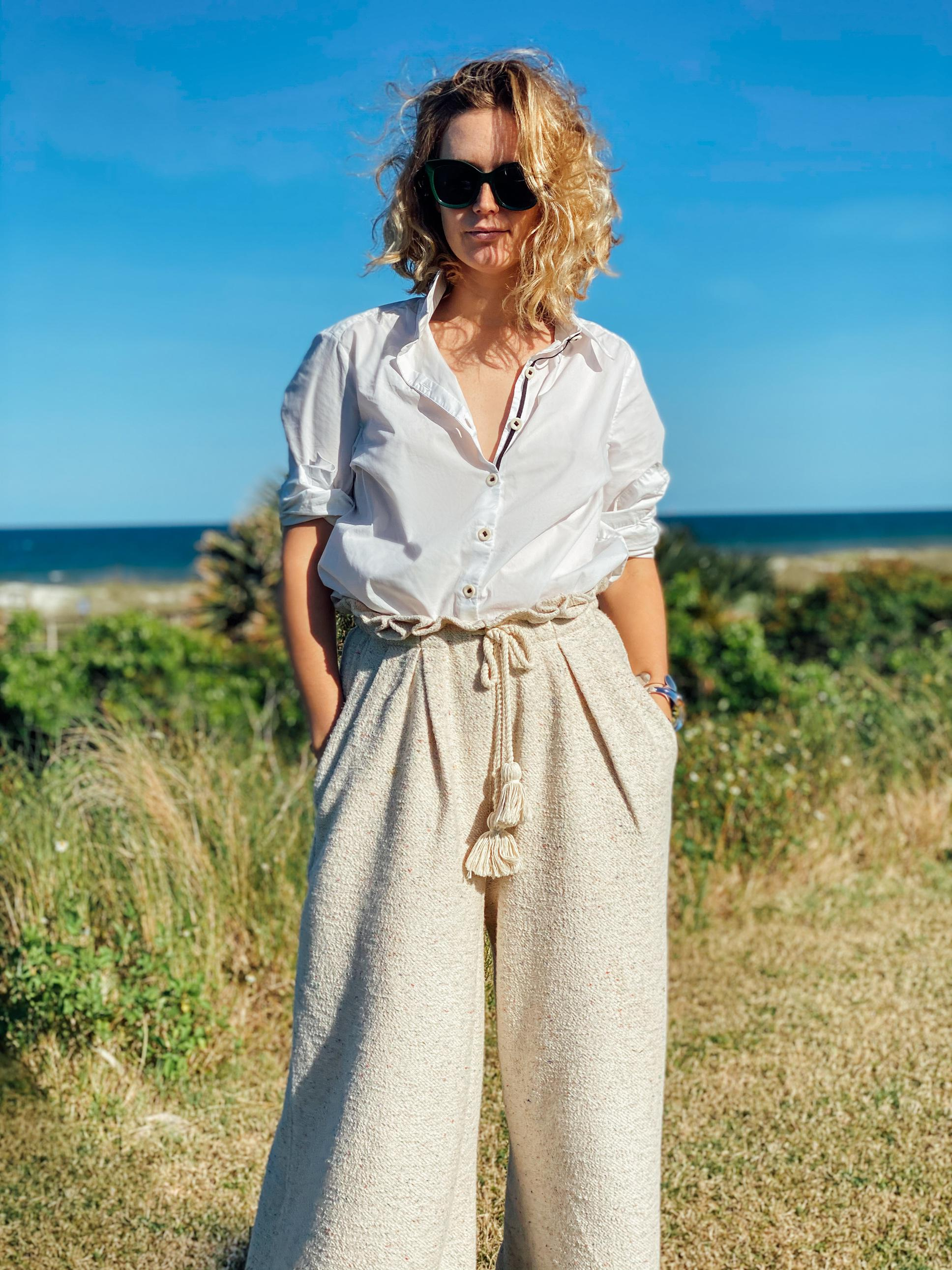 Brooklyn-based mother Abigail Lorick went from designing for Gossip Girl to designing for a larger swath of women who love the ocean.