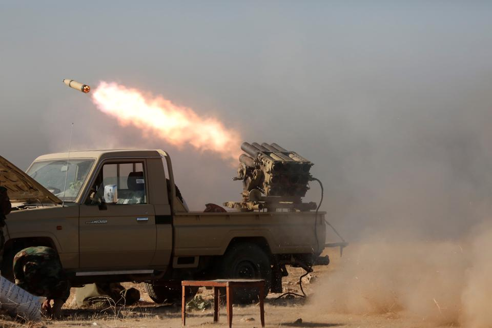 Offensive begins to liberate Iraqs Mosul from Deash
