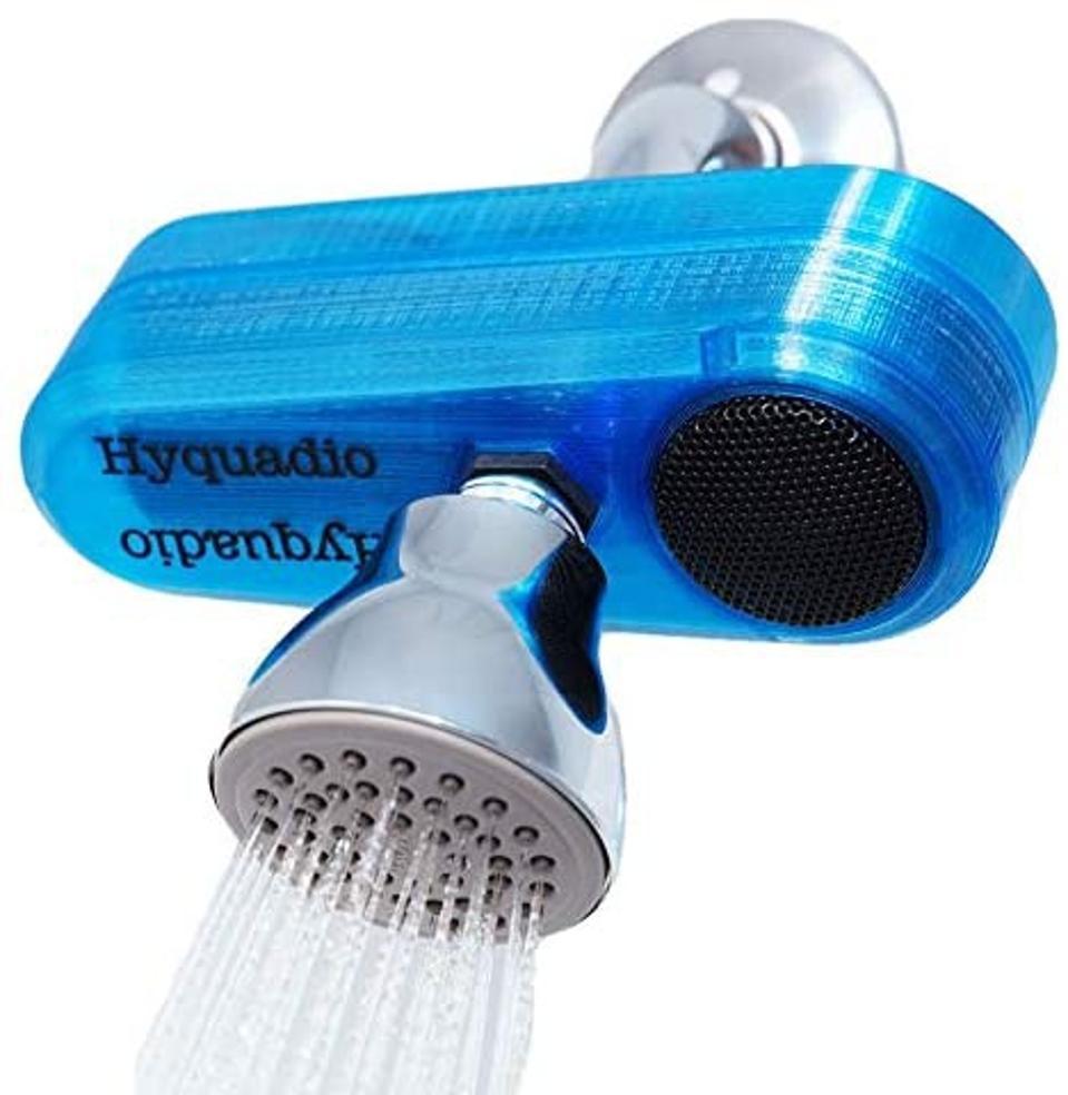 Hyquadio Original Hydropower Shower Speaker