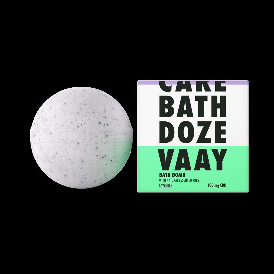 VAAY CBD Bath Bomb