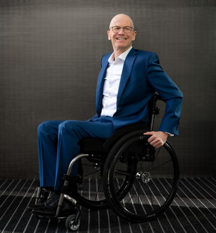 Steve Ingham PageGroup CEO