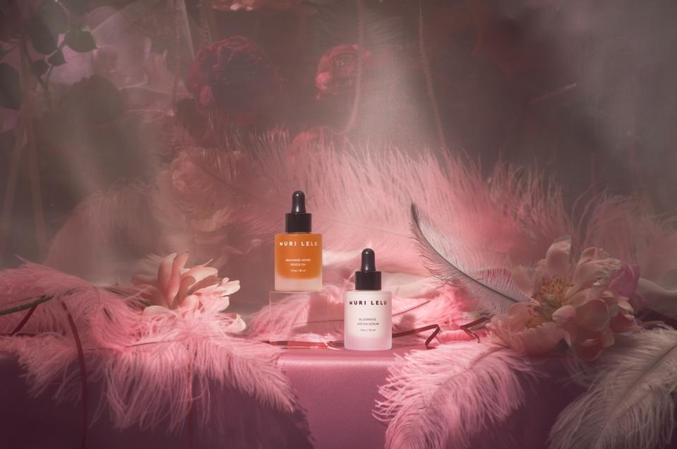 MURI LELU CBD Serum and Night Oils
