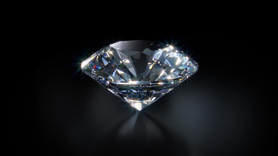 Diamond close-up