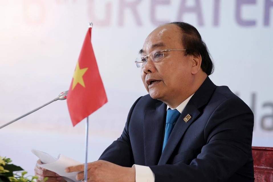 VIETNAM-POLITICS-MEKONG SUMMIT