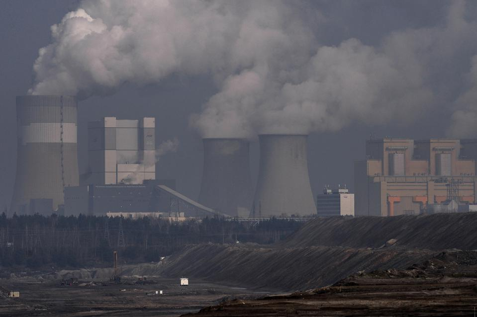 The problem of coal mining in Poland