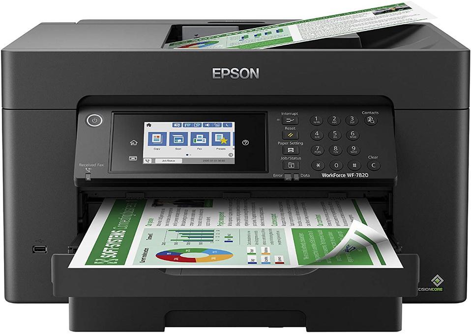 Epson Workforce Pro WF-7820